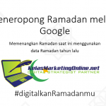 Ramadan di mata Google dan optimasinya